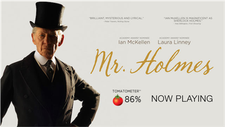 Mr. Holmes, Now Playing In Theaters