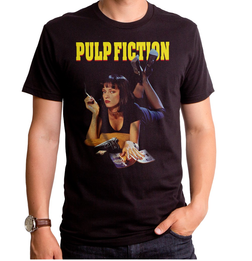 8a348f51 Miramax Shop - Mia Wallace T-Shirt
